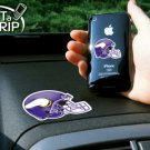 Minnesota Vikings Get-A-Grip Car Helmet Grips Set for Phone PDA