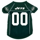 New York Jets Pet Dog Football Jersey Small v3