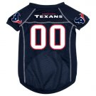 Houston Texans Pet Dog Football Jersey Small v3
