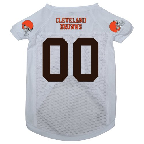 Cleveland Browns Pet Dog Football Jersey Large