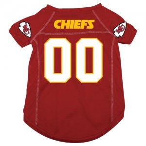 Kansas City Chiefs Pet Dog Football Jersey Large v3