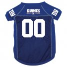 New York Giants Pet Dog Football Jersey Large v3