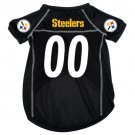 Pittsburgh Steelers Pet Dog Football Jersey Large v3