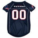 Houston Texans Pet Dog Football Jersey Large v3