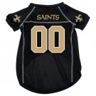 New Orleans Saints Pet Dog Football Jersey XL v3