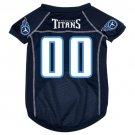 Tennessee Titans Pet Dog Football Jersey XL v3