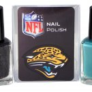 Jacksonville Jaguars Team Color Nail Polish Set