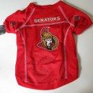 Ottawa Senators Pet Dog Hockey Jersey XL v3