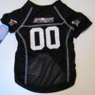Purdue University Boilermakers Pet Dog Football Jersey Large