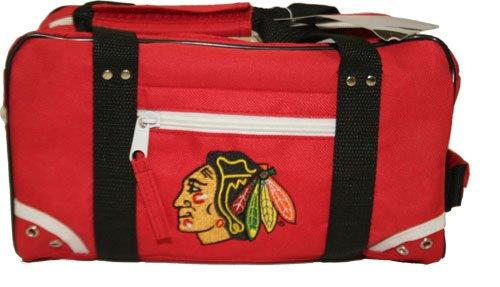 Chicago Blackhawks Travel / Shaving / Accessory Mini Hockey Bag