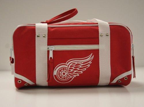 Detroit Red Wings Travel / Shaving / Accessory Mini Hockey Bag