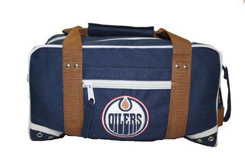 Edmonton Oilers Travel / Shaving / Accessory Mini Hockey Bag