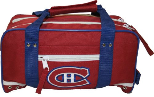 Montreal Canadiens Travel / Shaving / Accessory Mini Hockey Bag