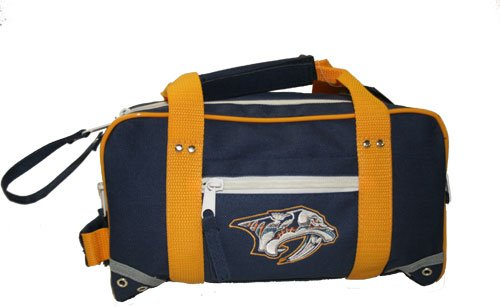 Nashville Predators Travel / Shaving / Accessory Mini Hockey Bag