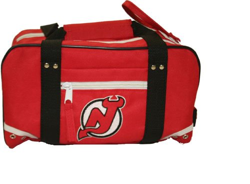 New Jersey Devils Travel / Shaving / Accessory Mini Hockey Bag