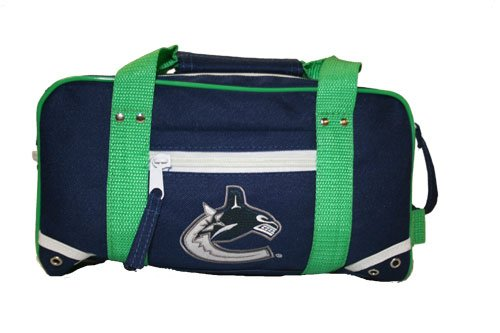 Vancouver Canucks Travel / Shaving / Accessory Mini Hockey Bag