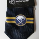 Buffalo Sabres Pet Dog Hockey Jersey Bandana S/M Cute