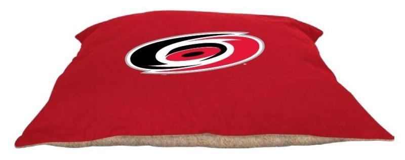 "Carolina Hurricanes 27"" x 36"" Plush Pet Dog Bed or Large Pillow"