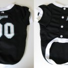 Florida Marlins Pet Dog Baseball Jersey w/Buttons Large