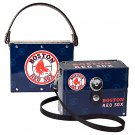 Boston Red Sox Littlearth Fanatic License Plate Purse Bag Gift