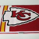 Kansas City Chiefs Football Jersey Clutch Shell Wallet