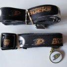 Anaheim Ducks Pet Dog Leash Set Collar ID Tag XS