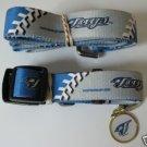 Toronto Blue Jays Pet Dog Leash Set Collar ID Tag XS