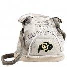 Colorado University Buffaloes Hoodie Sweatshirt Duffel Purse