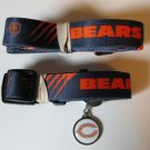 Chicago Bears Pet Dog Leash Set Collar ID Tag XS