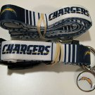 San Diego Chargers Pet Dog Leash Set Collar ID Tag XS