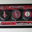 Washington Capitals Mini Hockey Sticks Foam Pucks Play Set