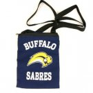 Buffalo Sabres Littlearth Game Day Hockey Jersey Purse Pouch