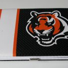 Cincinnati Bengals Football Jersey Clutch Shell Wallet