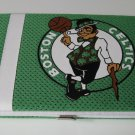 Boston Celtics Basketball Jersey Clutch Shell Wallet