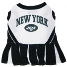 New York Jets Pet Dog Cheerleader Dress Outfit XS
