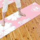 Philadelphia Phillies Pink Yoga Mat Cushion