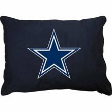 "Dallas Cowboys 27"" x 36"" Plush Pet Dog Bed or Large Pillow"
