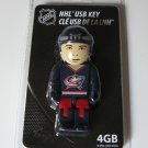 Columbus Blue Jackets Hockey Player 4GB USB Key 2.0 Flash Drive