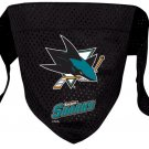 San Jose Sharks Pet Dog Hockey Jersey Bandana S/M