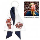 Minnesota Twins Ponytail Holder Hair Tie Ribbon Cute