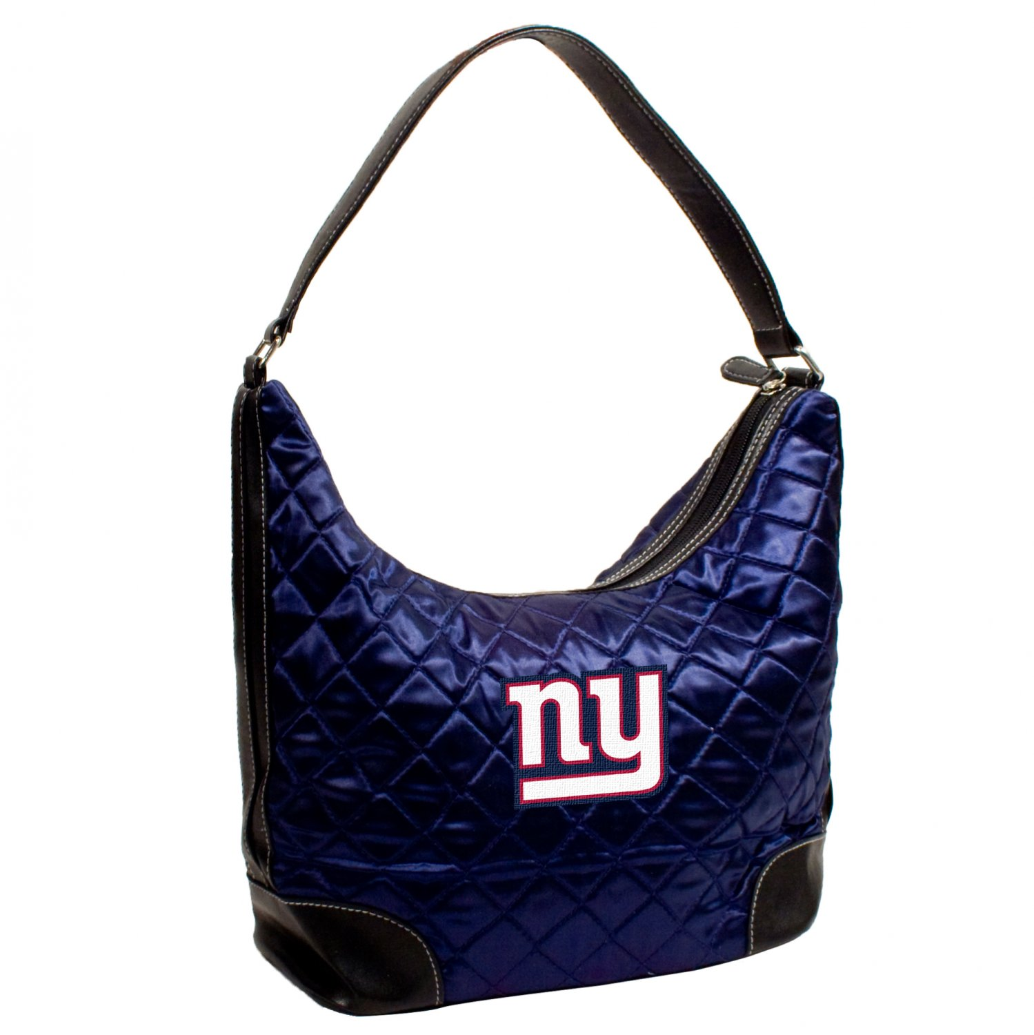 New York Giants Littlearth Quilted Hobo Bag Purse