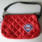 Philadelphia Phillies Littlearth Quilted Purse Wristlet