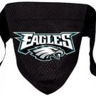 Philadelphia Eagles Pet Dog Football Jersey Bandana S/M