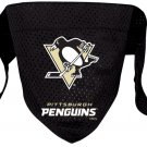 Pittsburgh Penguins Pet Dog Hockey Jersey Bandana S/M