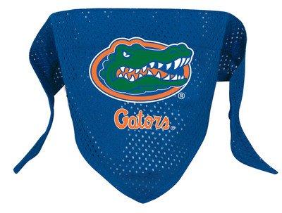 Florida University Gators Pet Dog Football Jersey Bandana S/M