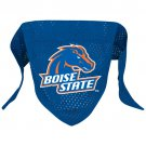 Boise State Broncos Pet Dog Football Jersey Bandana S/M