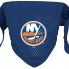 NY New York Islanders Pet Dog Hockey Jersey Bandana S/M Cute