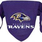 Baltimore Ravens Pet Dog Football Jersey Bandana S/M