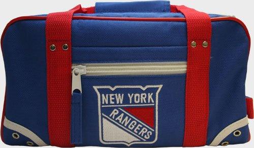 New York Rangers Travel / Shaving / Accessory Mini Hockey Bag