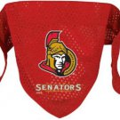 Ottawa Senators Pet Dog Hockey Jersey Bandana M/L Cute